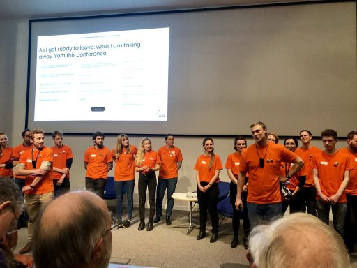 Cana Foundation at the Cambridge Conservation Forum in England