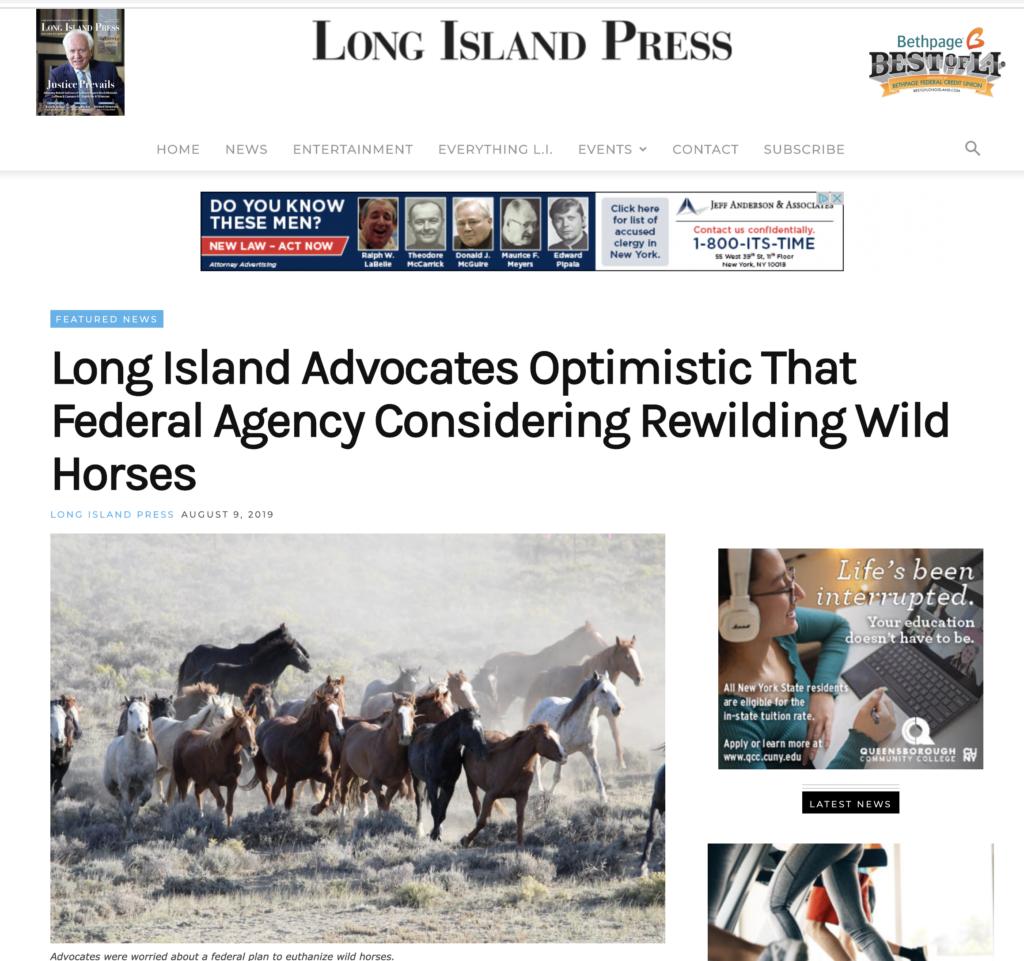 Long Island Press Cana Foundation