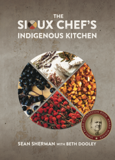 The Sioux Chefs Cover